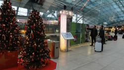 Die wanderausstellung db fernbahnhof frankfurt flughafen im